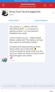 Highly Rated Seller 💖🕊😱💅🏼