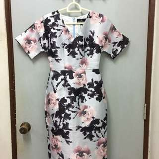 Doublewoot Sweet Floral Dress