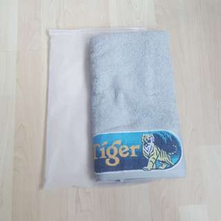 Tiger Beer Towel