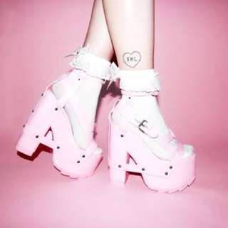 Yru nightcall heels