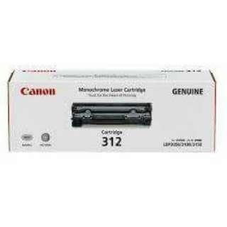 Canon 312, 319 & 328 toner cartridge