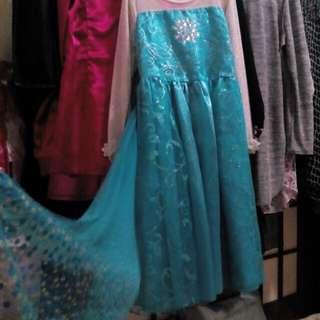 PRELOVED Frozen dress