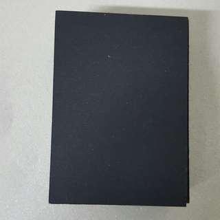 Black Paper Foamboard 5mm