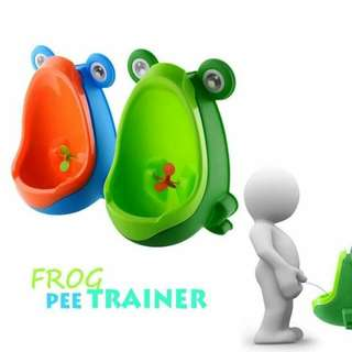 Frog Pee Trainer