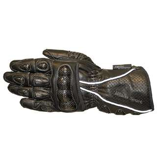 Milano Sports Motorcycle Gloves (Size Small)