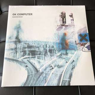 Sold. Radiohead- Ok Computer. Vinyl Lp. New