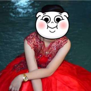 GOWN FOR SALE (1000 pesos only)