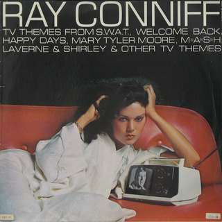 Ray Conniff Vinyl LP, used, 12-inch original (mostly USA) pressing