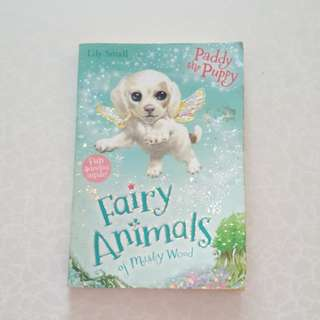 Fairy animals of misty woods(paddy the puppy)