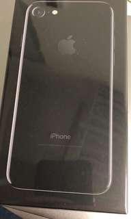 Brand New Sealed iPhone 7 32GB Black