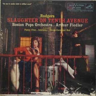 Slaughter, Vinyl LP, used, 12-inch original (mostly USA) pressing