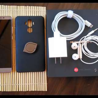 Huawei Mate 9 Complete Package, Good as New. Openline! Local NTC