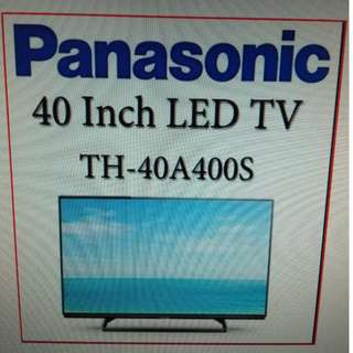 Preloved Panasonic LED TV