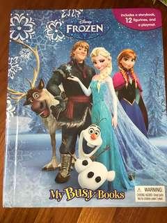 Busy books Frozen My Little Pony