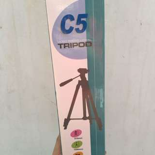 Tripod C5 Video Photo Digital