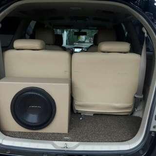 Innova thn 2015 akhirtype G luxury automatic bensin full audio velg ring 20 type alpine navigasi plus soundsystem pajak langsung balik nama saya tanggung mobil jarang pake