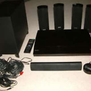Sony bluerey dvd with 5.1 home theater