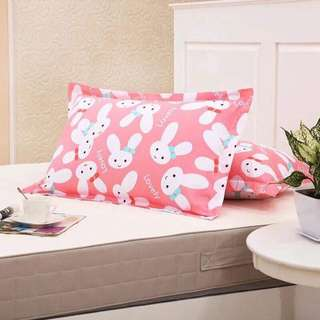 Pair of Pillow Cases 2 pc