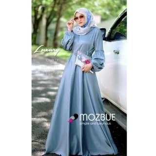 Luxury dress by mozbue