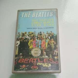 Kaset The Beatles Sgt. Pepper's Lonely Hearts Club Band
