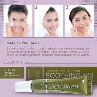 Soothing gel