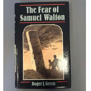 Horror Story Book The fear of Samuel Walton by Roger J. Green Oxford University Press [hardcover]