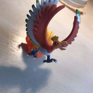 Limited edition 2009 Ho-oh figurine