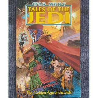 Star Wars Tales of the Jedi: Golden Age of the Sith Tpb