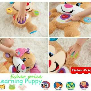 Fisher - Price Laugh & Learn Smart Stages Puppy
