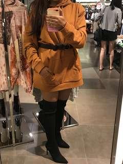 Zara knee length Boots