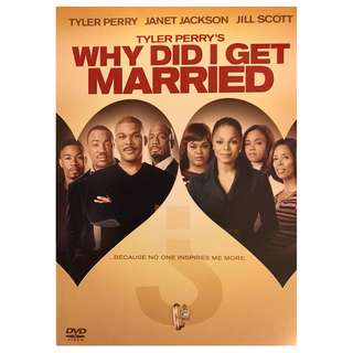 DVD - WHY DID I GET MARRIED?