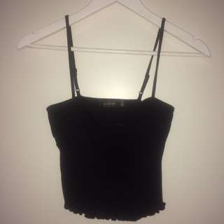 Ribbed Crop Top!