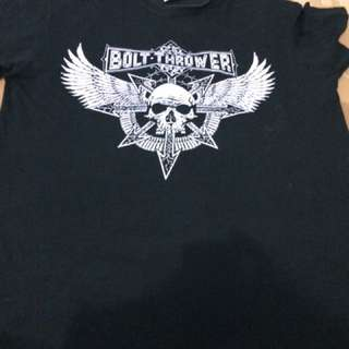 Vintage tshirt BOLT THOWER band