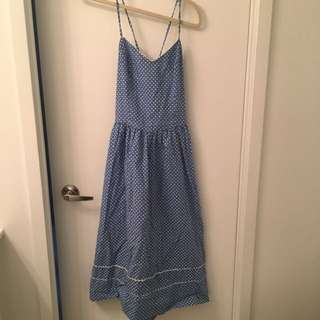 Vintage Dress Women's Small