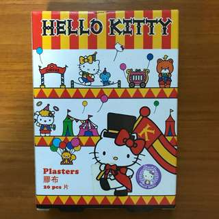 BN Hello Kitty Sanrio Plasters
