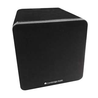 全新未開箱黑色 Cambridge Audio Minx  X200 Subwoofer