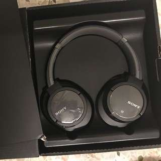 Sony headphone MDR ZX770bn