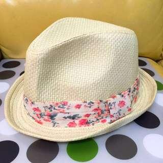 🚚 《全新》悠閒度假風甜美草帽