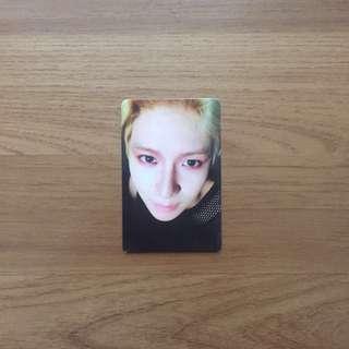 SHINee Taemin photocard