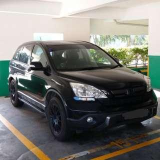 Honda CR-V Auto 2.0