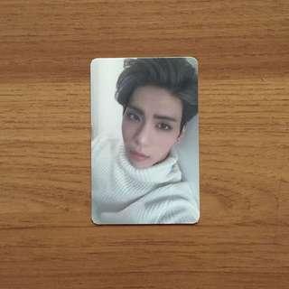 SHINee Jonghyun photocard