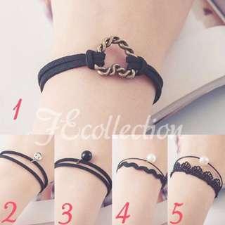 Choker Bracelets