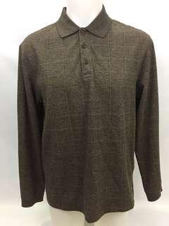 Haggar Clothing Long sleeve shirt men's size M