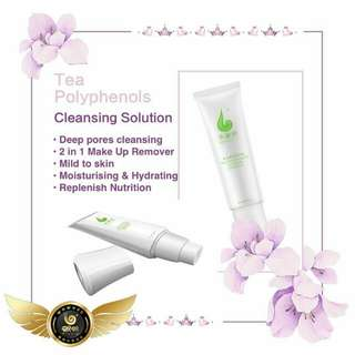 Wowo Cleansing Solution