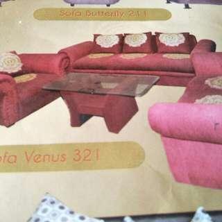Kredit Murah Tanpa Dp sofa Venus 321