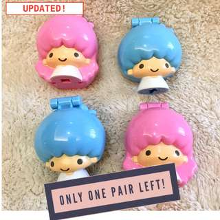 (Updated) Little Twin Stars Toothbrush Holders/Caps