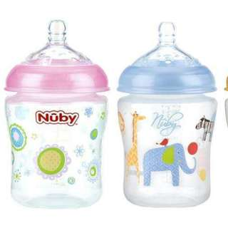 Botol susu nuby natural touch 9oz