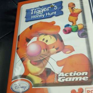 Tigger's honey hunt(action game)