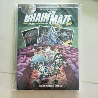 The brain maze