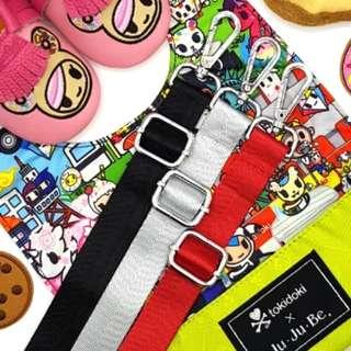 BN Seatbelt Strap for Tokidoki x Ju-ju-be Sushi Cars / Iconic Diaper / Mummy Bags